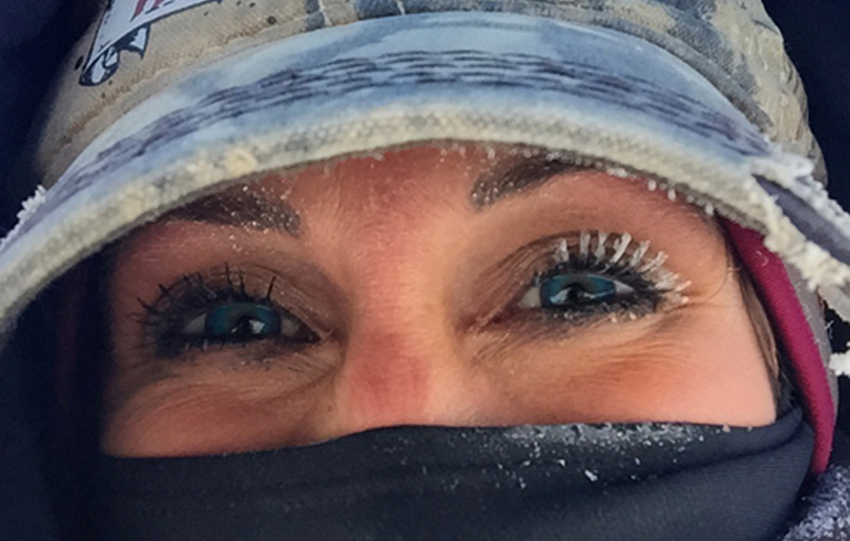 Froze Over in South Dakota – Hunt Smarter to Stay Warm