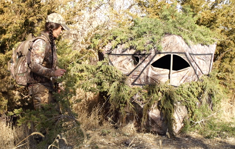 Seven Things To Look For In A Ground Blind