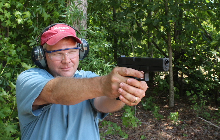 Recreational Shooting Is A Great Way To Unwind