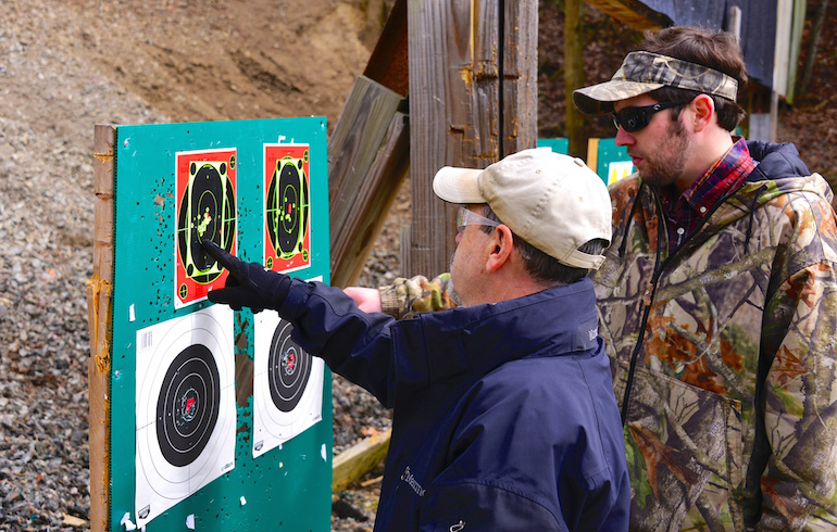 How To Best Get Sighted In For Deer Season