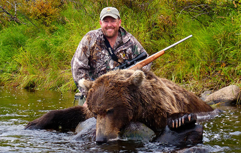 An Explanation Of The Difference Between A Spring And Fall Brown Bear Hunt