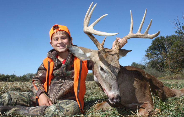 What Kids Can Learn From Hunting
