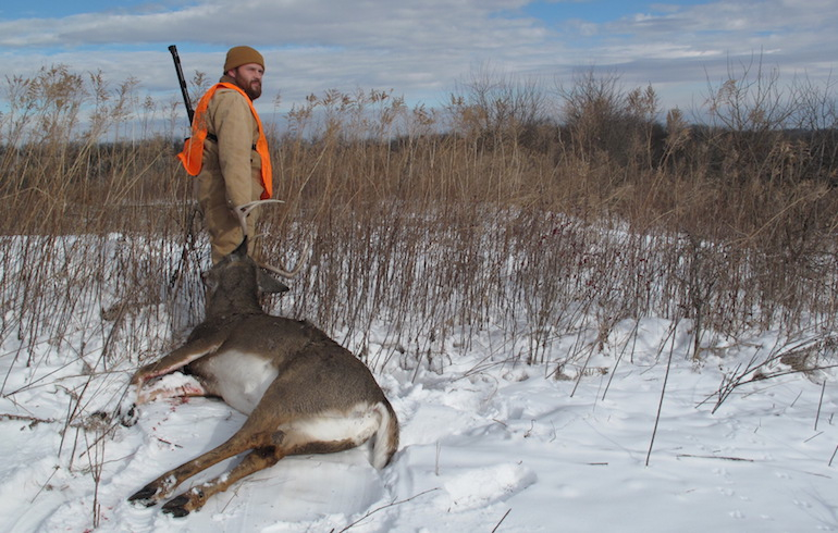 Weather And Whitetails – Hunt The Fronts
