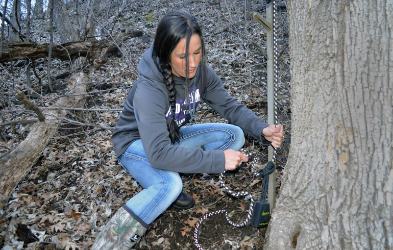 Treestand Maintenance – Better Safe Than Sorry
