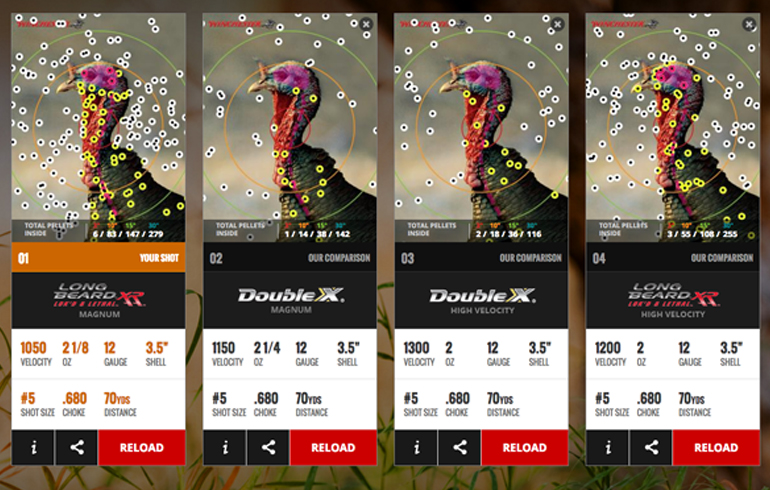 Can Your Turkey Pattern be Better? Find Out in a Few Short Clicks