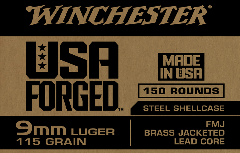 Pistol Range Time That Won't Break the Bank – Winchester's USA Forged