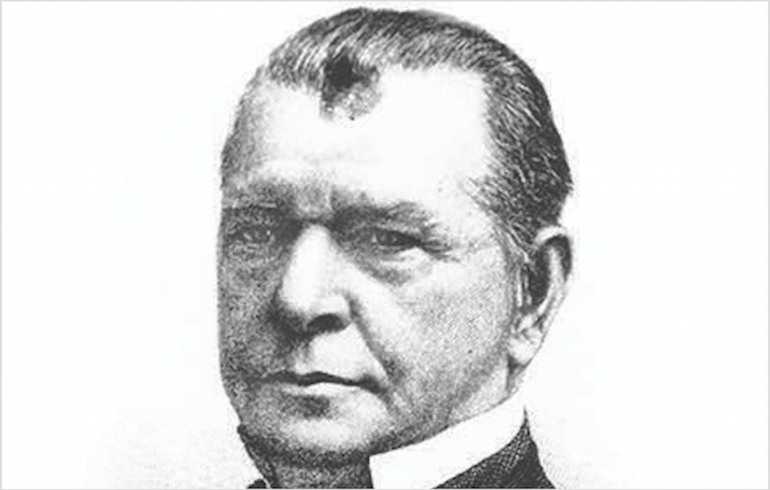 150 Years of Winchester: The Man Who Started it All: Oliver F. Winchester