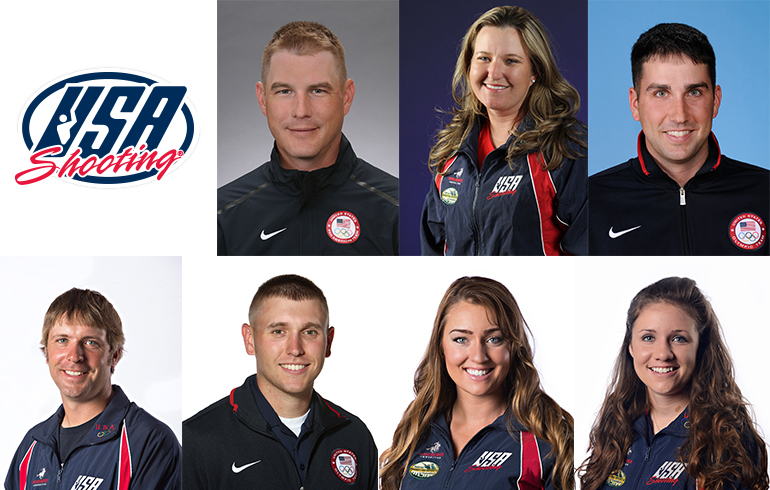 Team USA Shooting for Shotgun Ready for Rio Games