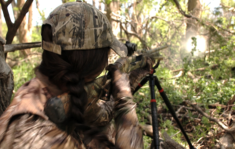Sighting In Your Shotgun This Summer For Turkey Hunts This Fall