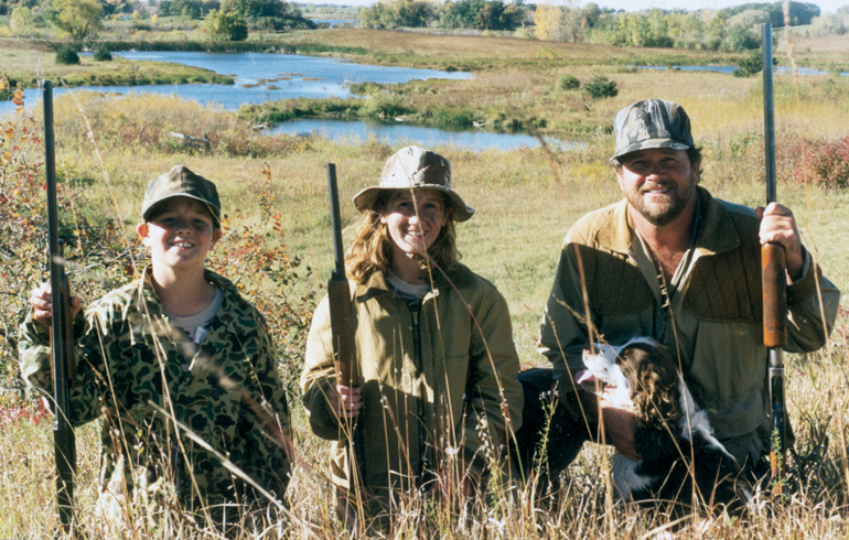 Hunting – Make it a Family and Friend Affair