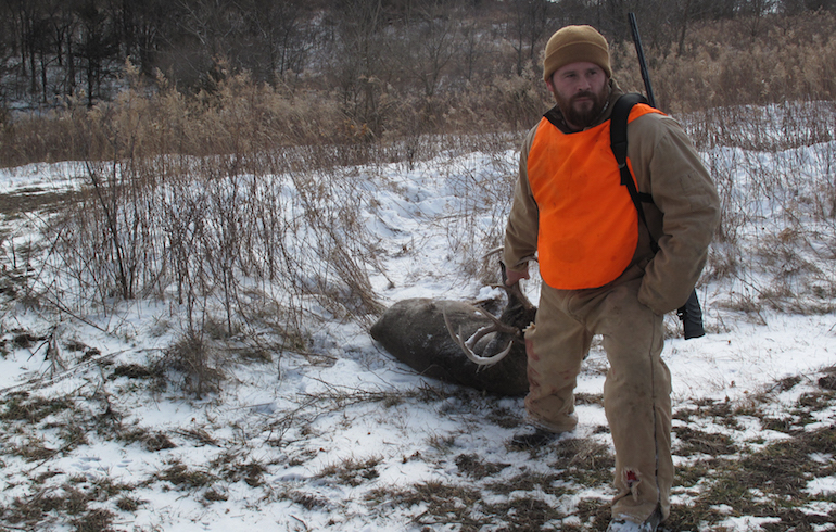 Four Tips for Late Season Whitetails