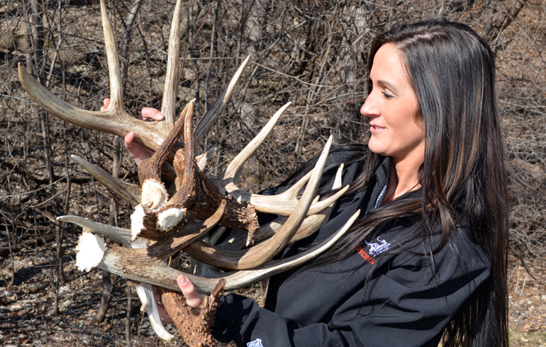 Tips to Finding More Sheds This Spring