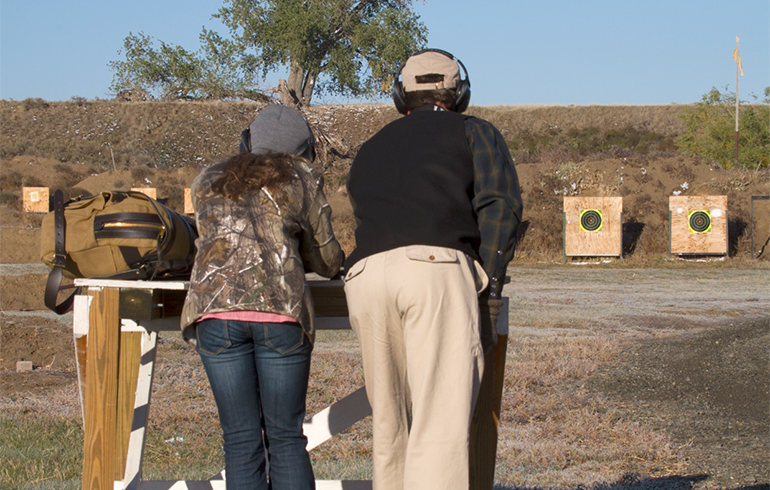 Women, Interest in Self-Defense Shooting Driving Crowds at Local Ranges