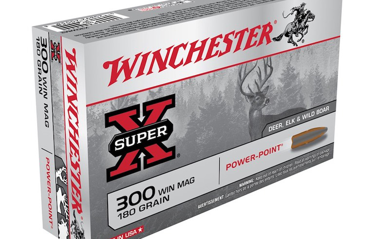 Winchester's Favorite Hunting Loads