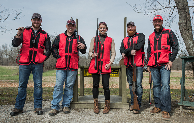 Seven Benefits to Shooting Clays Birds This Summer