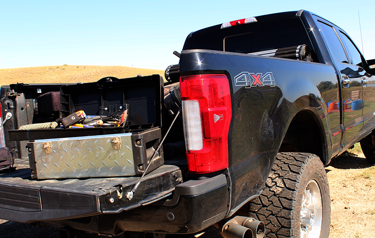 Pack Your Truck Now for the Upcoming Big Game Season
