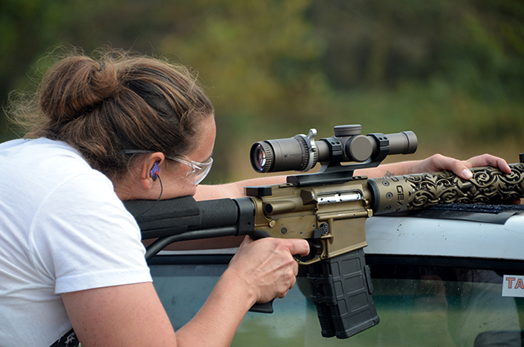 Shooting events for Women – Give it a Try, Ladies by Becky Yackley