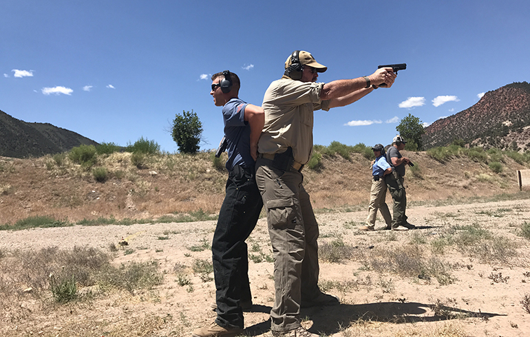 Teamwork While Armed – Three Tips