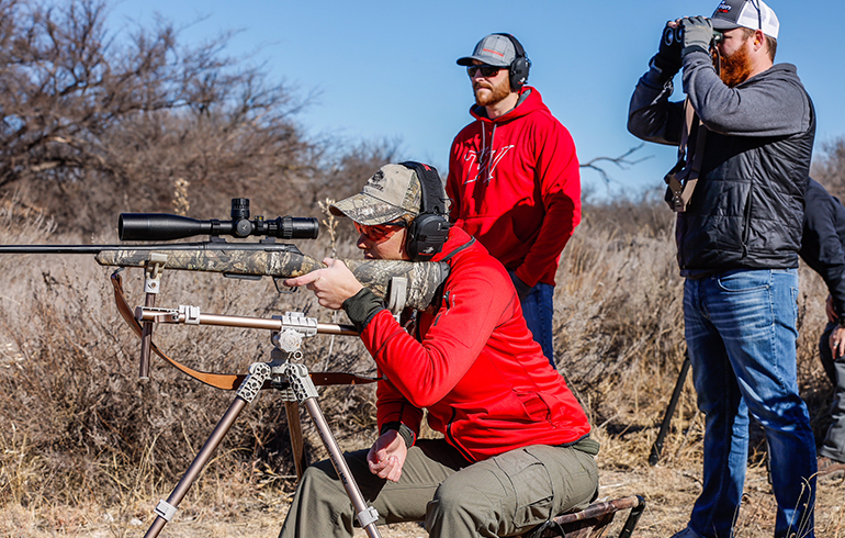Check out the 6.5 Creedmoor