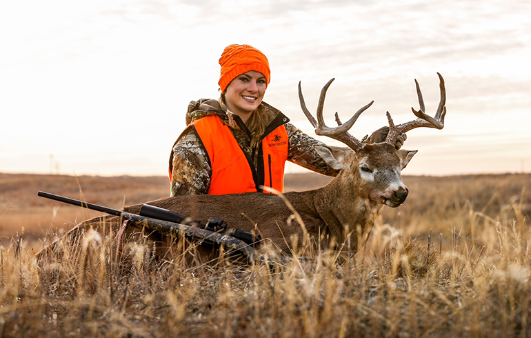 A Successful Whitetail Hunt – Texas Style