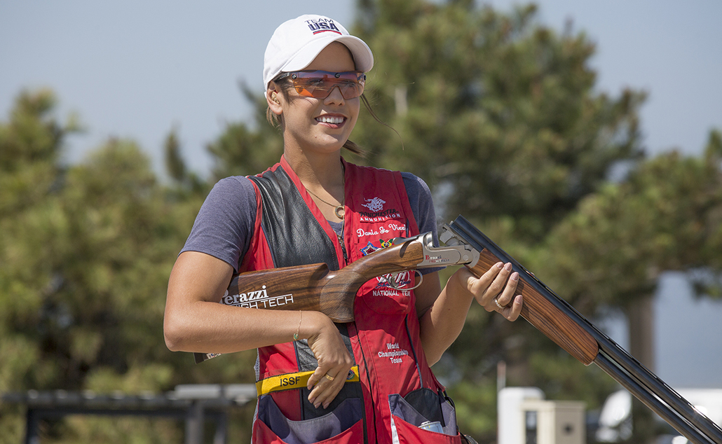 Meet Team USA's Dania Vizzi