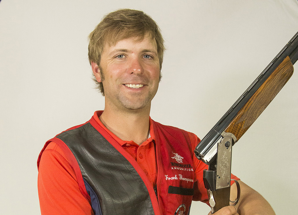 Born to Shoot: Team USA's Frank Thompson