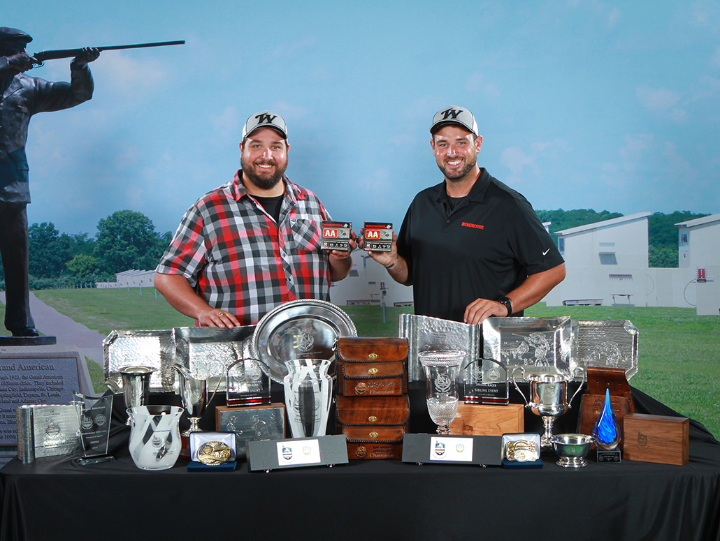 The Bartholow Brothers Victorious at The Grand American - Again