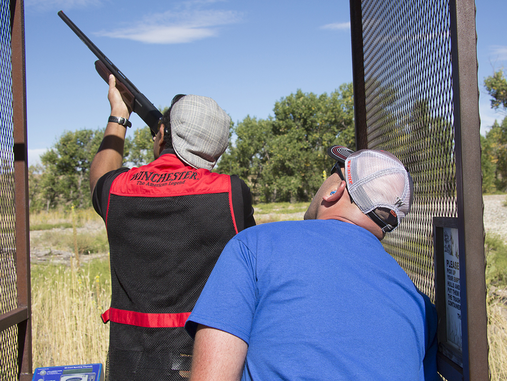 August is NSSF National Shooting Sports Month