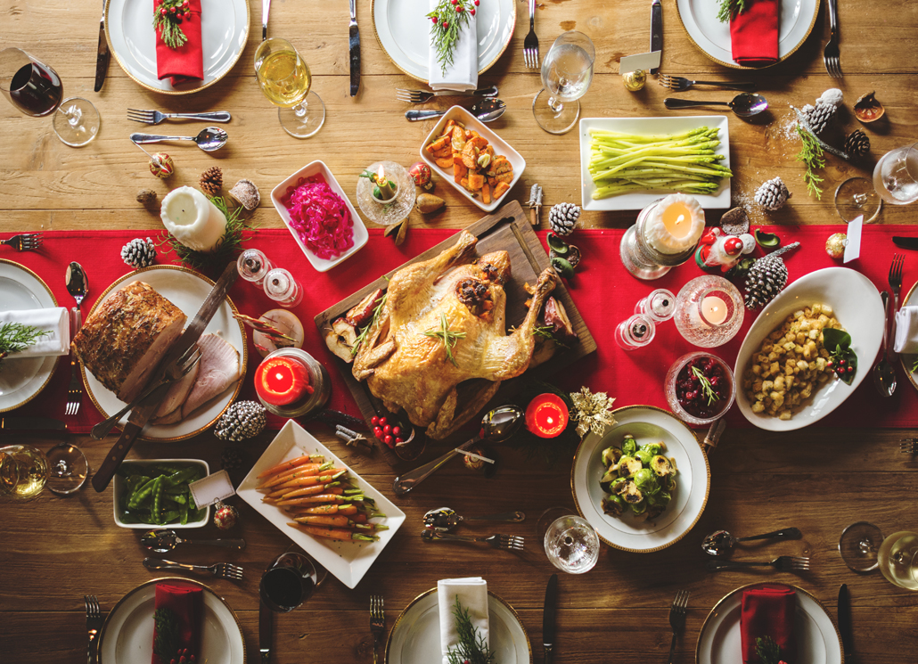 How to Easily Cook for a Holiday Crowd