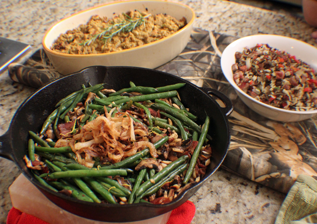 Easy to Make Holiday Wild Game Side Dishes