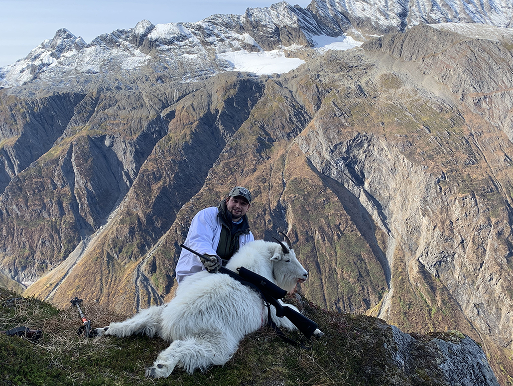 One of the Most Challenging Hunts to be Found – Alaskan Mountain Goat
