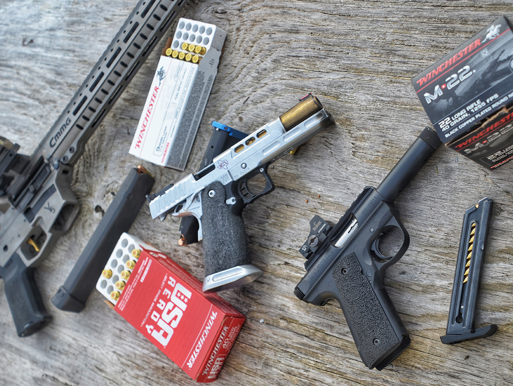 How to Keep Range Time Fresh and Exciting