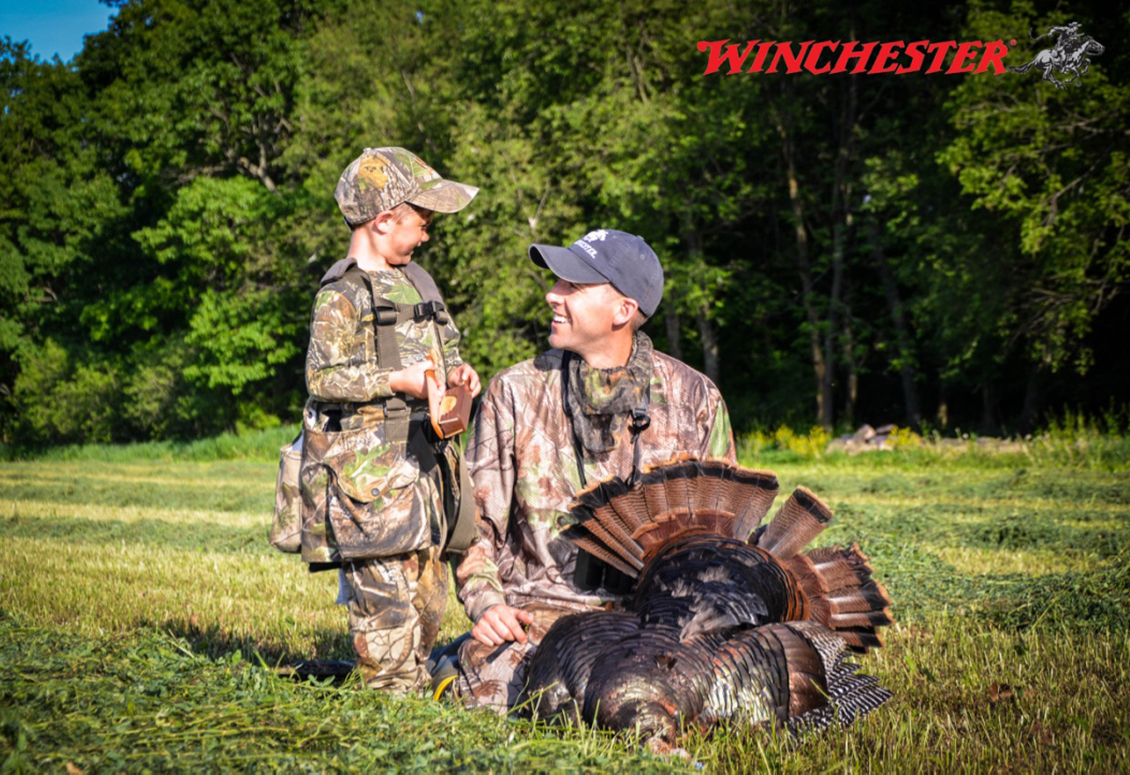 Epic Turkey Hunts with Kids