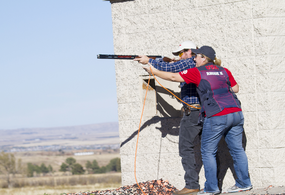 Shooting Tips from Kim Rhode