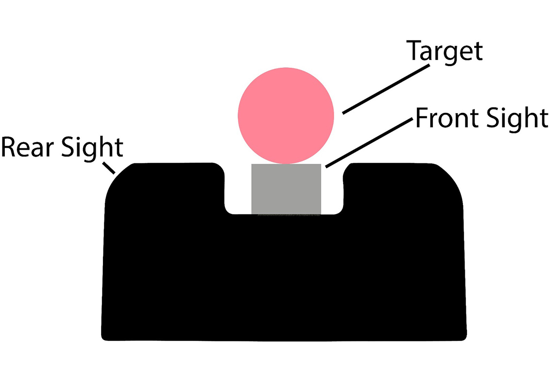 Sight Alignment and Sight Picture