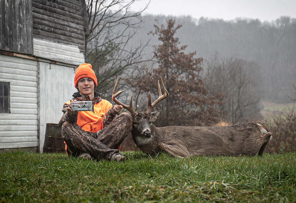 The Lows & Highs of an Ohio Youth Season Deer Hunt