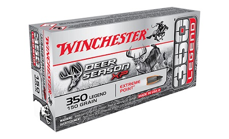 350 Legend | Winchester Ammunition