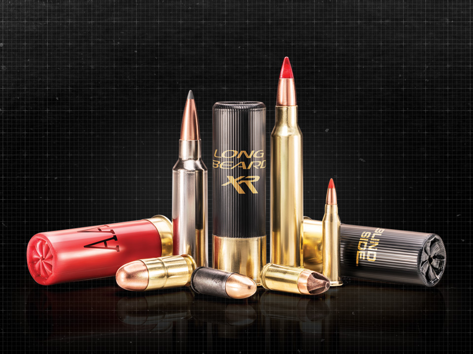 home winchester ammunition