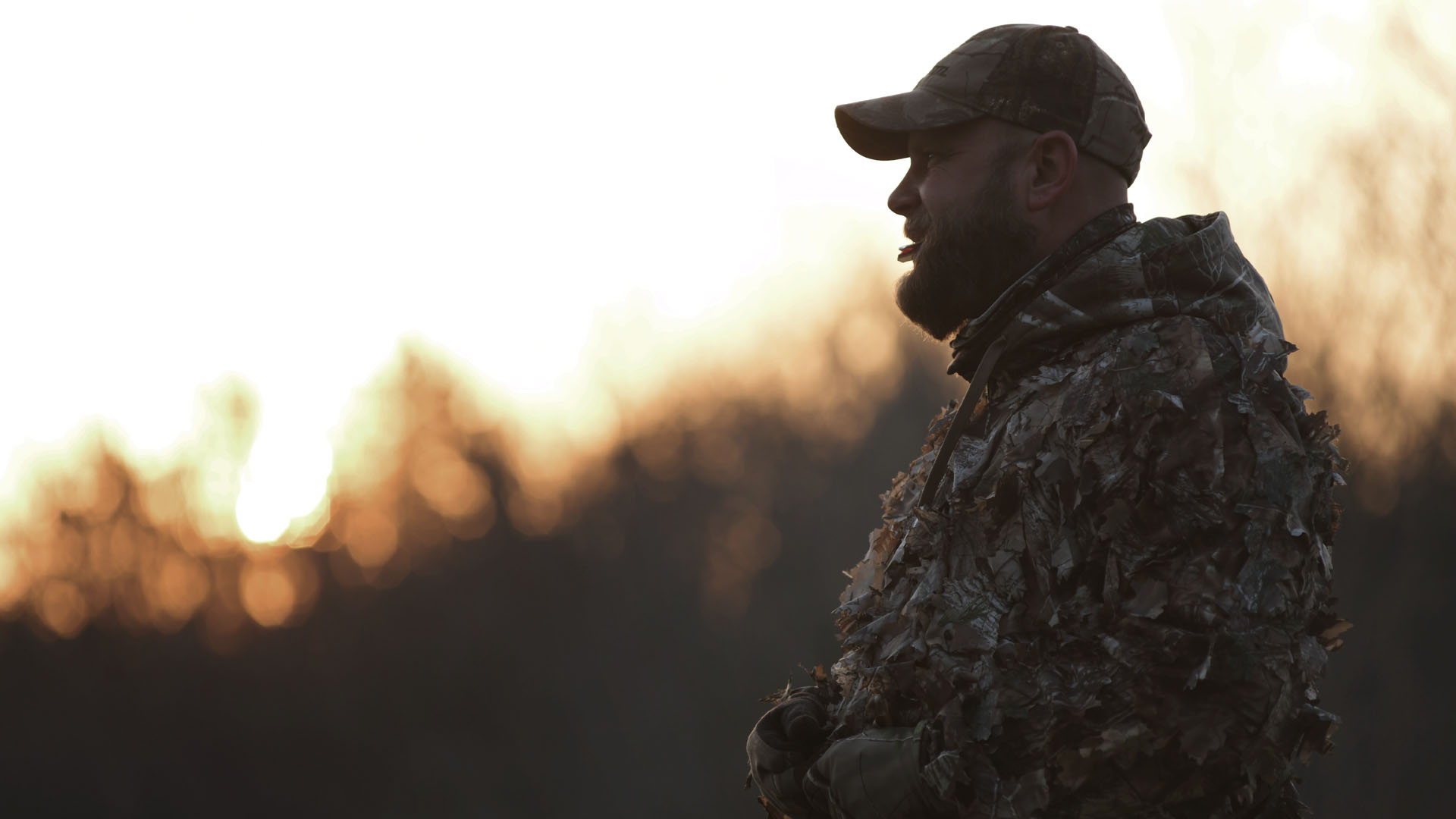 Paul Sawyer Feeds the Long Beard XR to Giant Gobblers