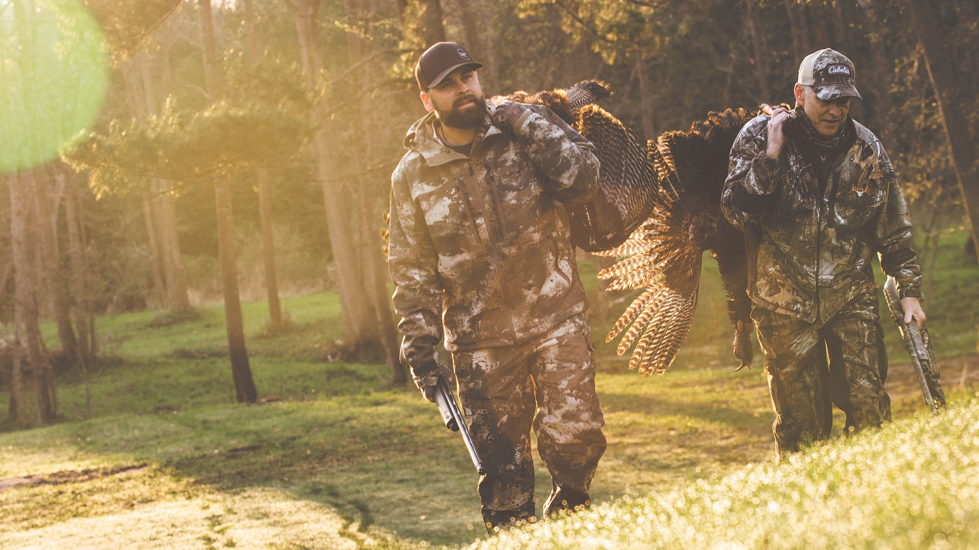 Why You Should Partner Up for Your Turkey Hunt