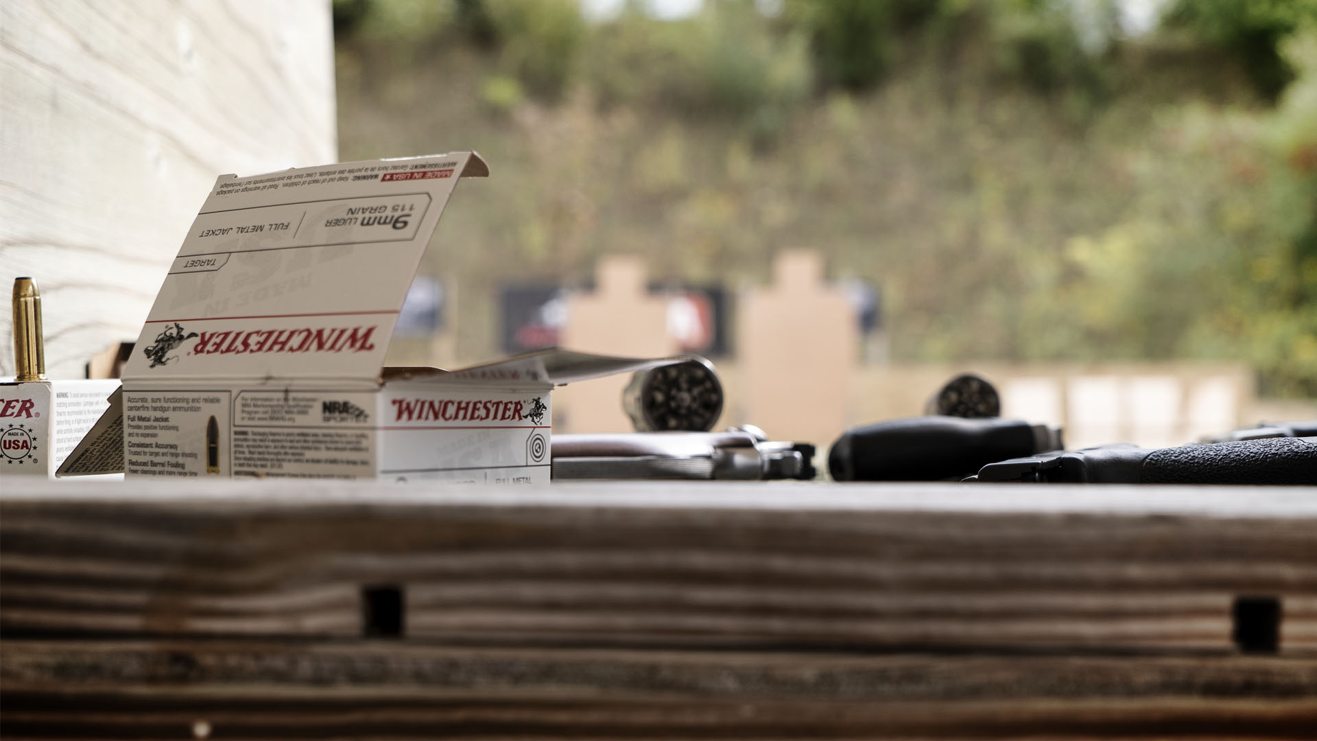 Couples Sharpen Their Skills at Shooting Camp