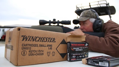 The Drurys Share Whitetail Tips & Tactics with Winchester