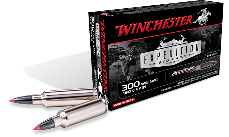 Winchester Expedition Big Game | AccuBond CT | Winchester