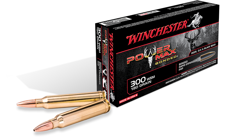 Winchester Power Max Bonded |Bonded Rapid Expansion PHP