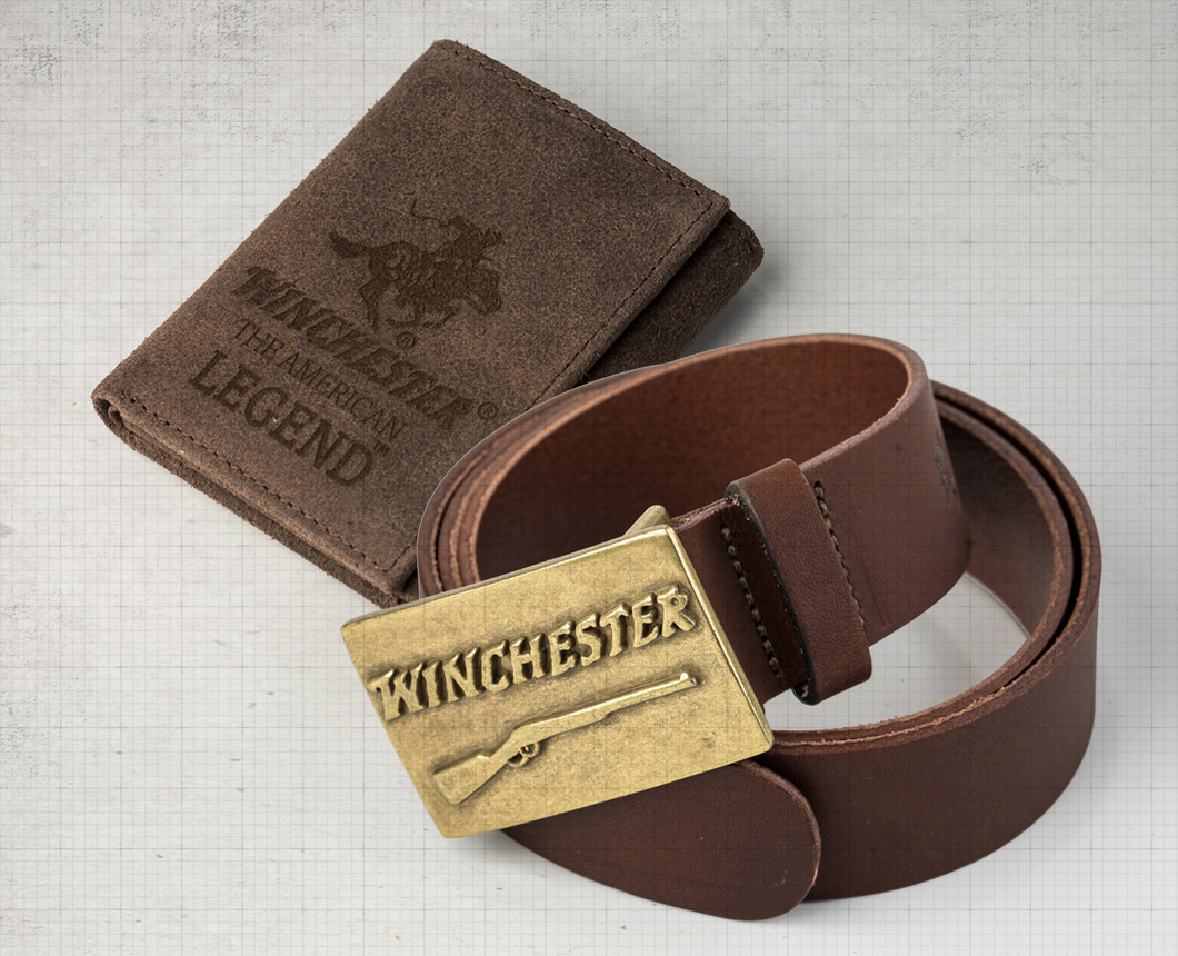 Winchester Belts and Wallets